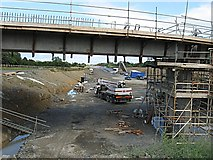 S6559 : Motorway Construction by kevin higgins