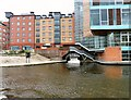 SJ8498 : Piccadilly Basin by Gerald England