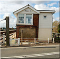 TL6484 : Shippea railway station photo-survey (13) by Andy F