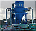 TA0824 : Dantherm Filtration Unit at New Holland Dock : Week 40