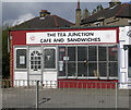 SE1934 : The Tea Junction - Gain Lane by Betty Longbottom