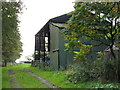 SJ6880 : Barn Near Mill Cottage, Arley Green by Peter Whatley