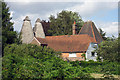 TQ7440 : The Oast House, Curtisden Green Lane, Curtisden Green, Kent by Oast House Archive
