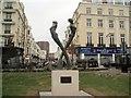 TQ3103 : Aids Memorial - Brighton by Paul Gillett