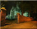 TA1828 : Hedon Church at Night : Week 42