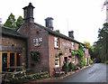 SJ9665 : The Ship Inn, Wincle, Cheshire by Dave Croker