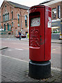 J3373 : Postbox, Botanic Avenue by Rossographer