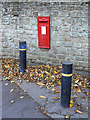 SK5844 : Postbox at Arnot Hill Park (ref: NG5 426) by Alan Murray-Rust