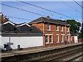 SJ9180 : Adlington station - station building by Janusz Lukasiak