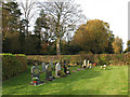 SJ8066 : Swettenham cemetery by Stephen Craven