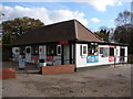 SP1196 : Town Gate Cafe - Sutton Park by John Proctor