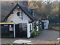 SP1097 : Boathouse Restaurant by Bracebridge Pool by John Proctor