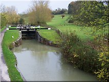 ST9361 : Kennet and Avon Canal, Seend Cleve by Maigheach-gheal