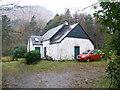NN1550 : Inbhir-fhaolain cottage by John Ferguson