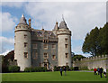 J5252 : Killyleagh Castle by David Hawgood