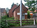 SP6407 : Ickford Telephone Exchange, Bucks by David Hillas