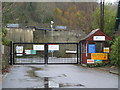 SX1252 : Entrance to Fowey Docks by Amanda King