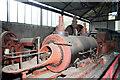 SE2734 : Uniflow steam engine, Leeds Industrial Museum by Chris Allen
