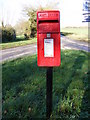 TM3169 : Pound Corner Postbox by Adrian Cable