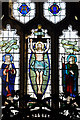 SX4061 : East window of St Mary's church - Botusfleming by Mick Lobb