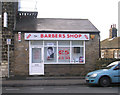 SE2337 : The Barbers Shop - New Road Side by Betty Longbottom