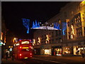 TQ3104 : Christmas Decorations in North Street by Paul Gillett