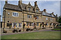 SP1039 : The Bell Inn, Willersey by Bill Boaden