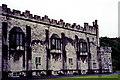S5055 : Kilkenny - Kilkenny Castle - rear view north side wing by Joseph Mischyshyn
