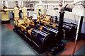 SX4356 : Steam pumping engines, Thanckes Oil Fuel Depot by Chris Allen