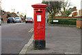 J3774 : Pillar box, Belfast by Albert Bridge
