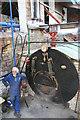 SD8746 : Cornish boiler, Bancroft Mill by Chris Allen