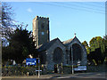 SW9859 : St Gomonda's Church , Roche by Bill Henderson