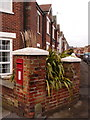 SZ0191 : Poole: postbox № BH15 32, Heckford Road by Chris Downer