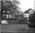 TQ3364 : Demolition of 2, Lloyd Park Avenue, Croydon by Dr Neil Clifton