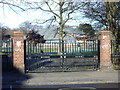 SP1195 : Sutton Coldfield Grammar School for Girls by Michael Westley