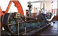 H8051 : Steam Engine, Milltown Mills, Benburb by Chris Allen