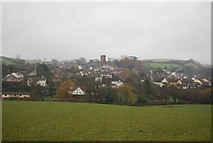 ST0937 : Stogumber Village by Nigel Chadwick