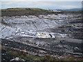 SX8476 : South side of Newbridge ball clay quarry by Robin Stott