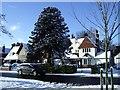 SP1192 : Winter's Scene, Orphanage Road, Erdington by Michael Westley