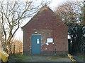 SU7690 : Turville Heath Telephone Exchange (1) by David Hillas