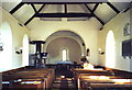 TL0117 : Interior of St. Mary Magdalene, Whipsnade, Beds. by nick macneill