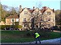 SU7886 : Manor House, Hambleden by Colin Smith