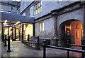 SJ4912 : Entrance to Shrewsbury Library : Week 5