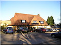 SP9011 : The Crows Nest Pub, Tring by canalandriversidepubs co uk