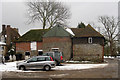 TQ9741 : Unconverted Oast House at Court Lodge Farm, Great Chart, Kent by Oast House Archive