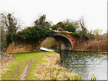 SU2663 : Bridge 99, Kennet and Avon Canal, near Crofton by Brian Robert Marshall