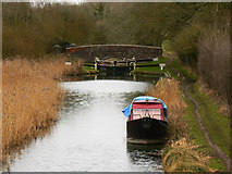 SU2763 : New Bridge and the Kennet and Avon Canal, near Crofton by Brian Robert Marshall