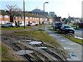 SU3814 : Maybush Road, Southampton by Jonathan Billinger