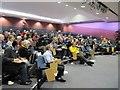 SU3814 : Conference delegation by Bill Nicholls
