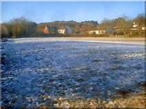 SO2856 : Footpath near Hergest Road by Trevor Rickard